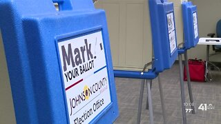 Johnson County sets record number with advance voting
