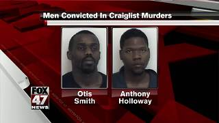 2 convicted in shooting deaths outside mid-Michigan store - Video