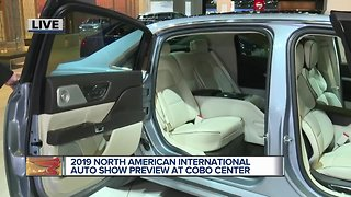 2019 North American International Auto Show preview at Cobo Center