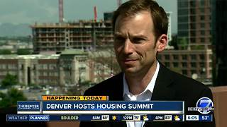 Denver hosts housing summit - Video