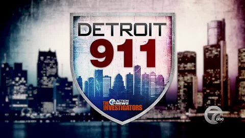 Life, death and 911: Thousands in crisis left waiting for Detroit police
