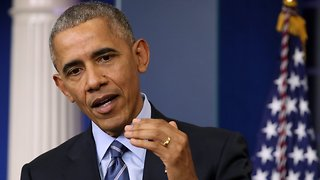 Obama Calls Trump's Iran Deal Decision 'Misguided' - Video