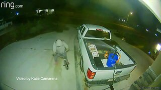 Check This Out: Would-be thief gets a surprise