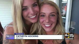Family vigil held for sisters killed in wrong-way crash - Video
