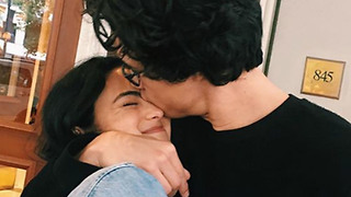 Camila Mendes & Charles Melton Become IG Official