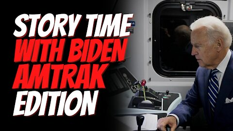 Joe Biden Amtrak Story of Riding 1.5 Million Miles With Angelo Negri & Other Interesting Time Twists
