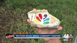 Raytown Rocks! scavenger hunt takes over town - Video