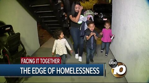 Facing It Together: Edge of Homelessness