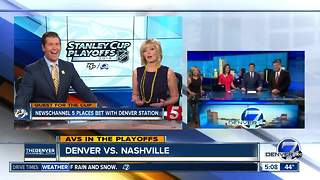 Nashville challenges the Denver7 morning team - Video