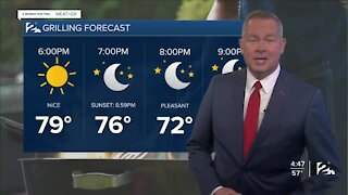 2 Works for You Tuesday Morning Forecast