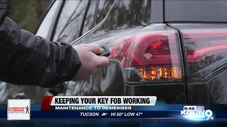 Consumer Reports: Keep your keyfob working