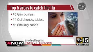 Tips to avoid catching the flu - Video
