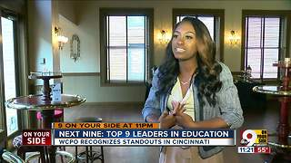 Next 9: Meet these top 9 leaders in education - Video