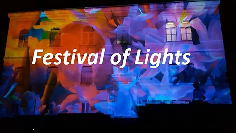 Amazing Festival of Lights, Zagreb 2018