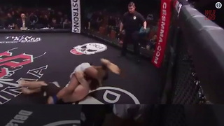 MMA Fighter Knocks Himself Out 83 Seconds Into Fight - Video