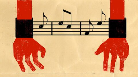 SHEET MUSIC IS NOW RACIST and other news