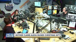 Mother claims Alexa ruined Christmas gift