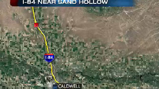 One killed in overnight crash near Sand Hollow - Video