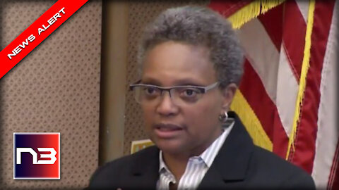 HOT MIC Catches Chicago Mayor in SICK Act that Shows Her TRUE Colors