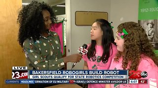 Bakersfield RoboGirls qualify for state robotics competition