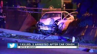 Carjacking ends in deadly wreck - Video