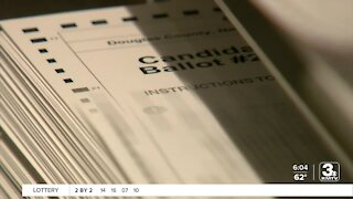 High turnout delayed early ballot reporting in Douglas County, election commissioner says