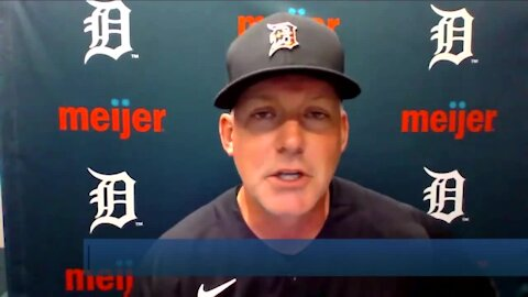 AJ Hinch pleased with Cabrera at first base