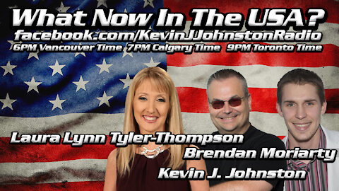What About Trump and The USA Now_ Kevin J. Johnston - Laura Lynn Tyler Thompson - Brendan Moriarty