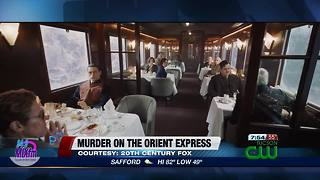 'Murder on the Orient Express' fast-tracks thrills and tension (MOVIE REVIEW) - Video