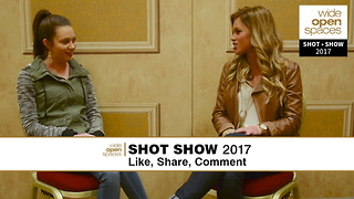 Exclusive Shot Show Interview with Taylor Drury