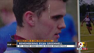 Remembering Ryan Greenwell - Video