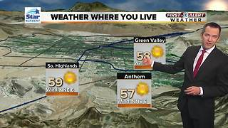 13 First Alert Weather for January 23 2018 - Video
