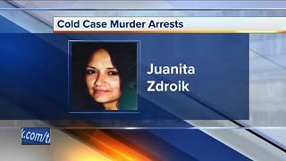 Arrest made in 2000 Racine County homicide - Video