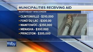 Communities to receive funding to fix lead pipes - Video