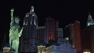 Armed robbery at New York-New York hotel-casino - Video