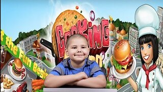 Cooking Fever I Android I iOS I Kids Game