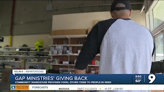 Warehouse provides necessities to southern Arizonans in need