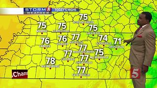 Lelan's Morning Forecast: Thursday, June 8, 2017 - Video