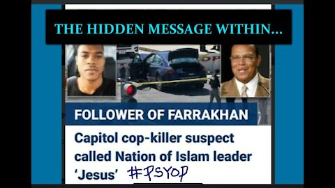 The 'Green' Message Behind the Capitol Hill Police Officers Murder