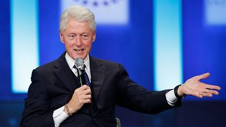 Bill Clinton Says He Has Not Privately Apologized To Monica Lewinsky