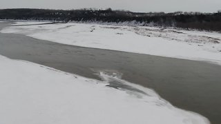 Late thaw could cause ice jams along Platte River