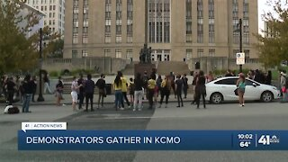 Protesters gather for 2nd night after Breonna Taylor decision