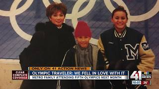 Metro family continues Olympic tradition - Video