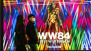 """""""Wonder Woman 1984"""" Bombs In China"""