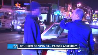 Repeat drunk drivers could lose licenses under new bill - Video