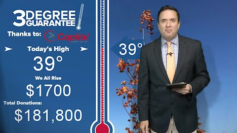 Three Degree Guarantee