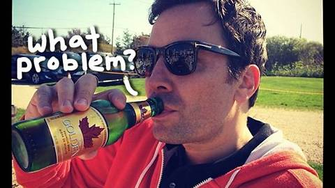 Is Jimmy Fallon's Drinking Problem Out Of Control?