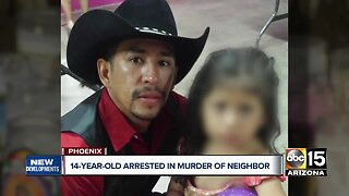 14-year old fatally robs, fatally shoots man