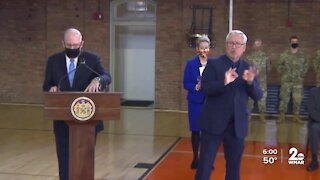 Hogan pressures schools on returning to classrooms, calls out teachers unions