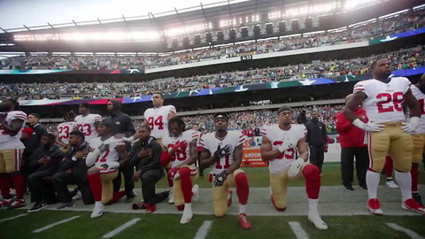 NBC, CBS, Fox Reveal How They'll Handle Anthem for NFL Games